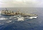 USNS Mispillion (T-AO-105) underway in 1983.JPEG