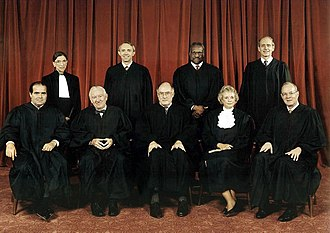 Rehnquist Court - The Rehnquist Court in 1998