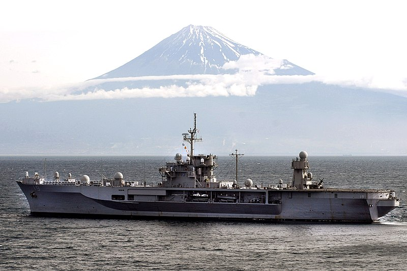 File:USS Blue Ridge Mount Fuji.jpg