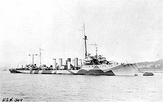 USS <i>Cassin</i> (DD-43)