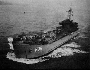 USS Holmes County (LST-836) in 1964.jpg