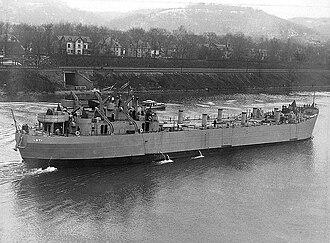USS LST-1 - Image: USS LST 1