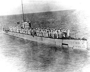USS O-13 (SS-74) - USS O-13