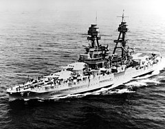 USS Pennsylvania (BB 38)