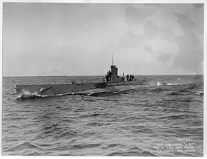 USS S-30 (SS-135) - Image: USS S 30 (SS 135)