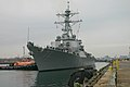 US Navy 070202-N-8110K-011 Guided missile destroyer USS Mahan (DDG 72) prepares to dock in Boston for a port visit.jpg