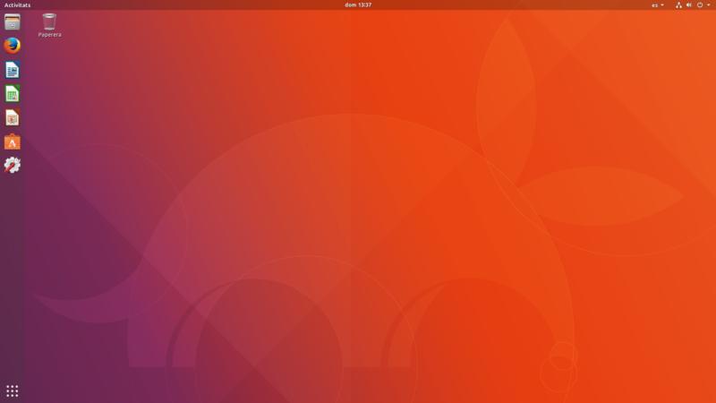 novo Ubuntu