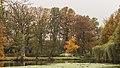 Uitzicht over de kleine vijver achterin het park. Locatie, Historisch Park Heremastate 01.jpg
