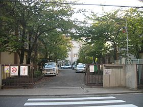Uji-city Kohata junior high school in kyoto 01.jpg