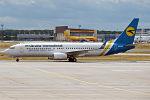 Ukraine International Airlines, UR-PSG, Boeing 737-85R (20167315169).jpg