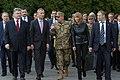 Ukrainian president, NATO Secretary General begin combined emergency exercise 150921-A-DU810-041.jpg