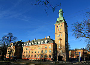 Norwegian Centre for Violence and Traumatic Stress Studies - NKVTS was located at Oslo University Hospital, Ullevål 2004–2013