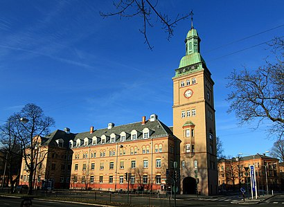 How to get to Ullevål Sykehus with public transit - About the place