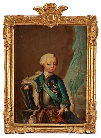 Charles XIII of Sweden - Image: Ulrica Pasch Duke Charles XIII of Sweden 1758