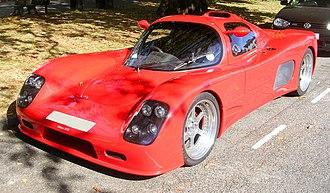 Ultima GTR - Image: Ultima GTR 2005