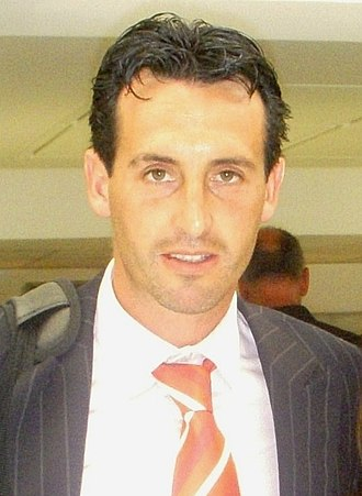 Unai Emery - Emery with Almería