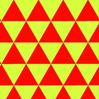 Simplectic honeycomb