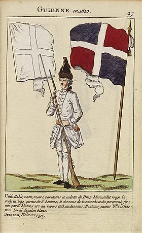 Image illustrative de l'article Régiment de Guyenne
