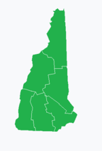United States presidential election in New Hampshire, 1820 County Results.png