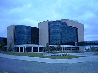 University of North Dakota - Clifford Hall
