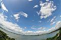 Untimely Autumn Clouds - Nalban Waterbody - Kolkata 2016-06-27 5217.JPG