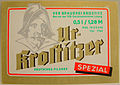 Ur-Krostitzer Spezial, Etikette des VEB Brauerei Krostitz.jpg