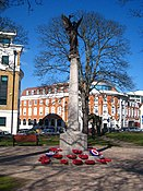 Военный мемориал Аксбриджа - geograph.org.uk - 1755167.jpg