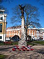 Uxbridge War Memorial - geograph.org.uk - 1755167.jpg