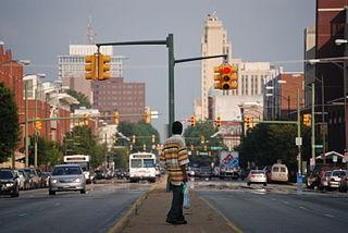 Broad Street (Richmond, Virginia) United States historic place
