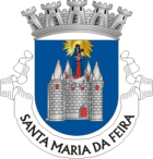 Coat of arms of Santa Maria da Feira