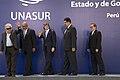 VI Reunión Ordinaria del Consejo de Jefas y Jefes de Estado de Gobierno de UNASUR, Perú 2012-2013 (8232810374).jpg
