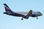 VP-BDN A319 Aeroflot (14806924784).jpg