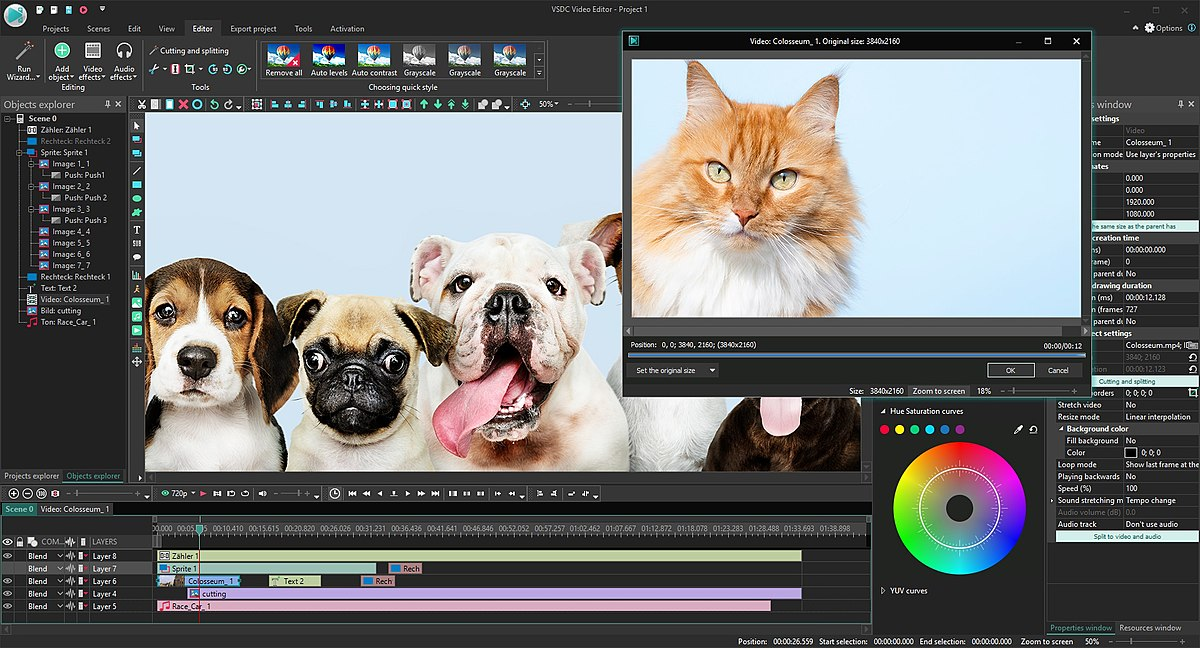 flash video maker software free download