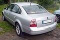 VW Passat B5 GP 2.0 Heck.JPG