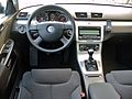 VW Passat B6 Comfortline 2.0 TDI Islandgrau Interieur.JPG