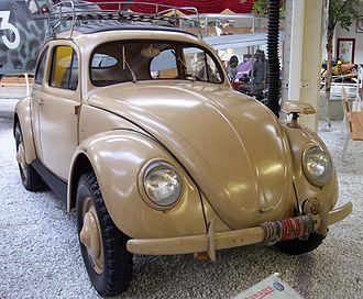 Volkswagen - VW Type 82E