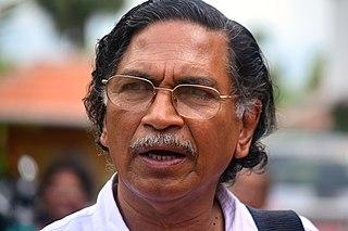V. Madhusoodanan Nair Indian writer