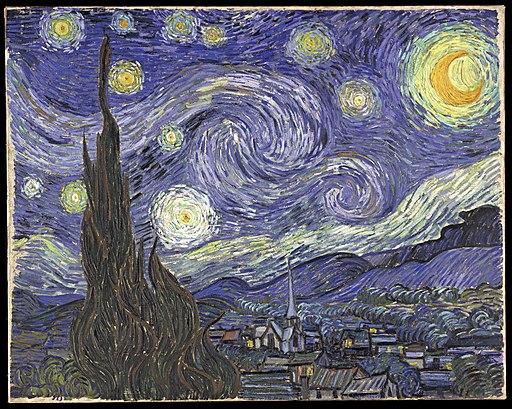 VanGogh-starry night