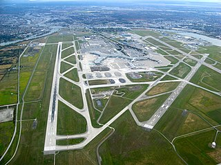 Vancouver International Airport international airport located in British Columbia, Canada