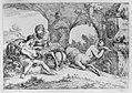 Varii Capricci, e Paesi inventati, e disegnati dal celebre Gio. Benedetto Castiglione ... tratti dal raccolta Zanettiana MET 271154.jpg
