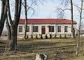 Vecumnieku dzelzceļa stacijas ēka Здание станции Вецумниеки (3) - panoramio.jpg