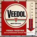 Veedol, Enamel advert sign at the den hartog ford museum pic-038.JPG