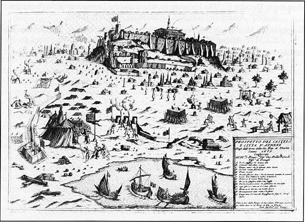 Venetian siege of Acropolis