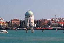 Il tempio votivo (famedio) a Venezia dove la salma di Nazario Sauro riposa dal 9 marzo 1947