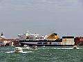 Venise Navire de transport..JPG