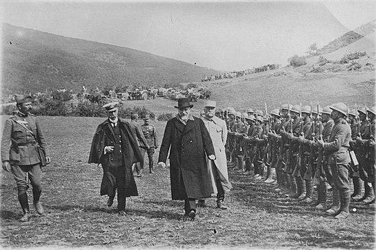 Venizelos WWI 1918
