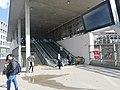 Versailles-Chantiers RER Transilien accès secondaire 2020 01.jpg