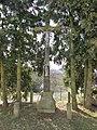 Vesce (Táborsko) kříž 03.JPG