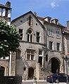 Vesoul - hotel Baressols - depuis place de l'Eglise.jpg