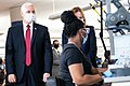 Vice President Pence at GM Ventec Ventilator Production Facility (49842214431).jpg